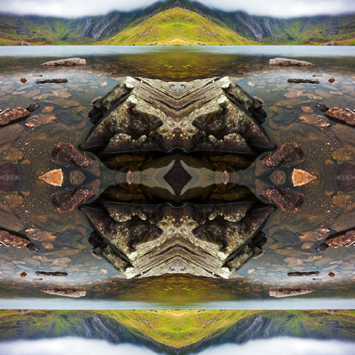 Imaginary Landscape 7
