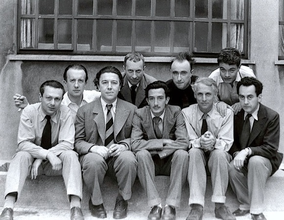 The Surrealist Group in Paris, ca. 1930